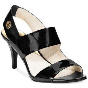 Michael Kors Rochelle Women's Open Toe Sandal Heels Sz 7